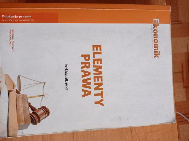 Elementy prawa, wyd. Ekonomik