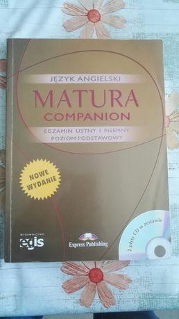 Język Angielski Matura Companion Poziom Podstawowy Ustny i Pisemny