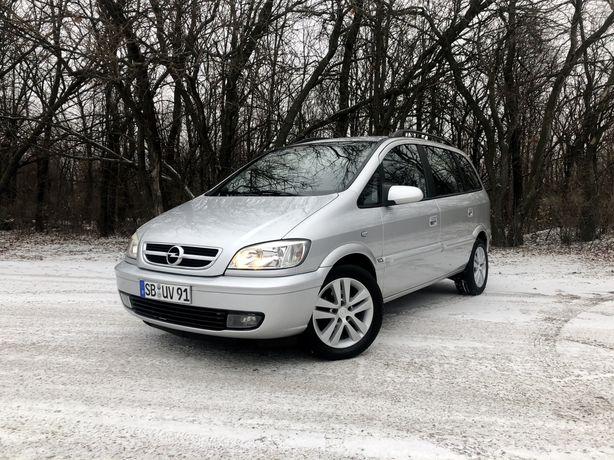 Opel ZAFIRA 2005г. 1.8 бензин ИДЕАЛЬНОЕ СОСТОЯНИЕ!!