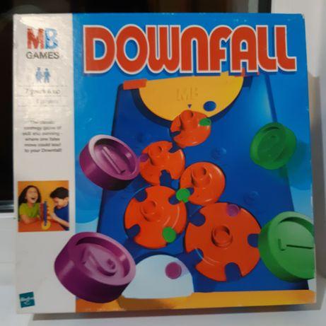 Винтажная настольная игра Downfall MB Games