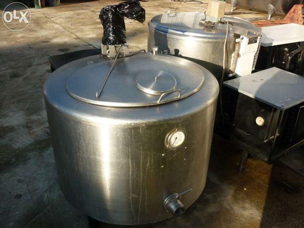 Tanque Refrigeração leite, agua e outros afins de 250L