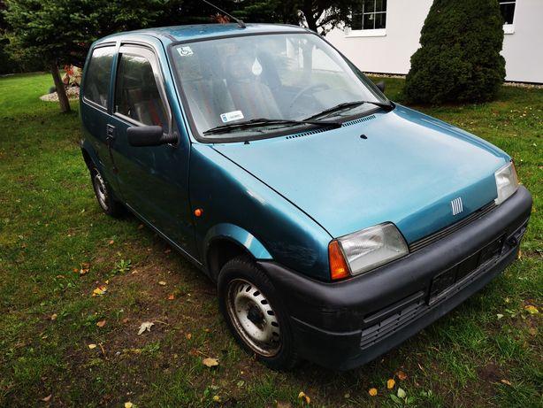 Fiat Cinquecento 700