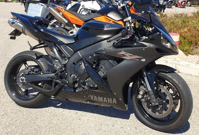 Yamaha R1 com 26.000km