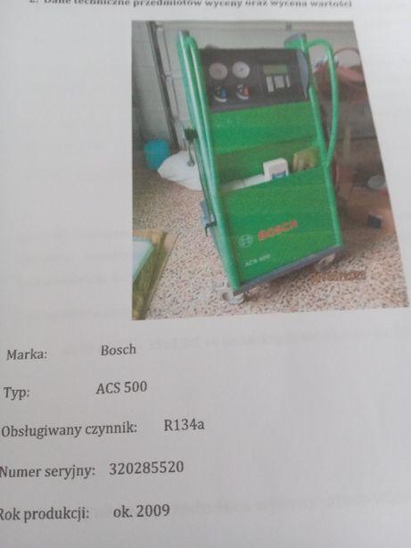 Sprzedam Agregat do napełniania klimatyzacji ACS 500
