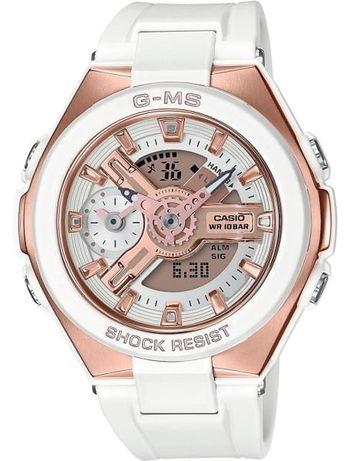 100% Оригинал! Женские часы CASIO MSG-S400G-7A. Гарантия-2 года