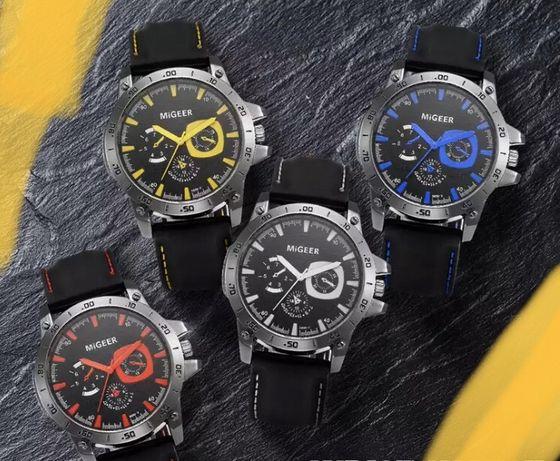 Luxusowy zegarek sportowy w stylu wojskowym 2 Kolory