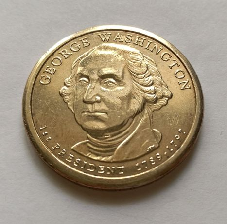 Продам монету США 1 доллар, Джордж Вашингтон