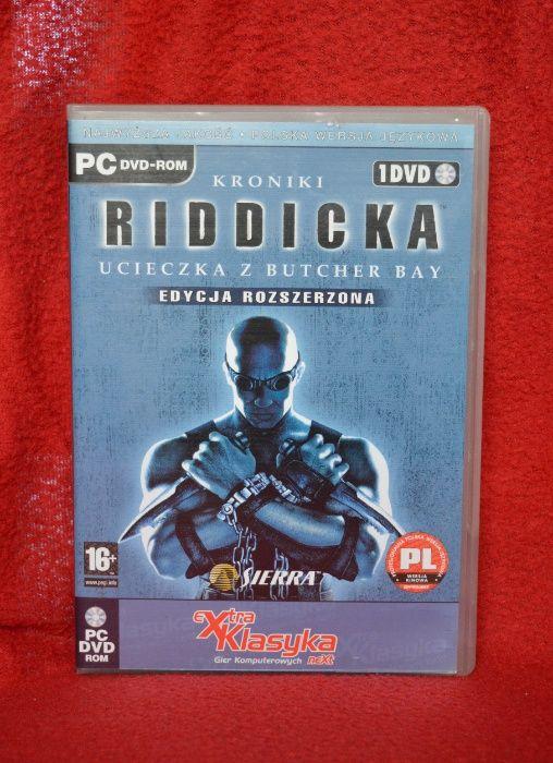 Kroniki Riddicka - ucieczka z Butcher Bay - Edycja rozszerzona Rogalin - image 1