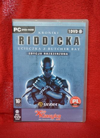 Kroniki Riddicka - ucieczka z Butcher Bay - Edycja rozszerzona