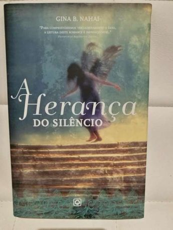 Livro A Herança do Silêncio de Gina B. Nahaj