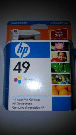 Tinteiros HP 49 original Novos