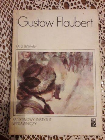 "Gustaw Flaubert, ""Pani Bovary""."