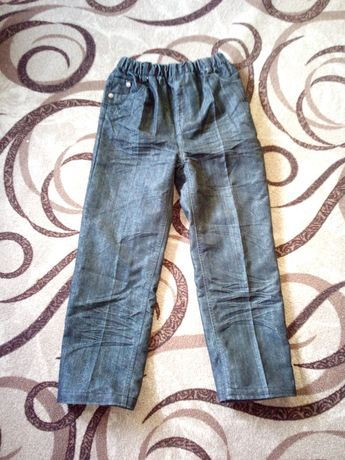 джинсы на мальчика