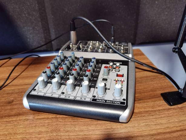 Mikser Behringer Xenyx Q802 USB