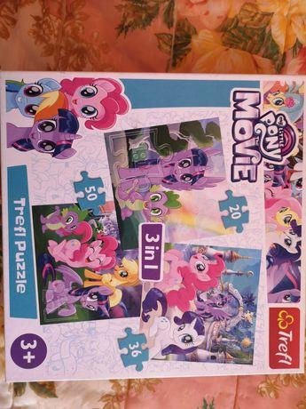 Puzzle My Little Pony +3