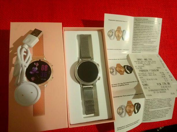 Smartwatch zegarek damski