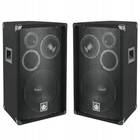 Kolumny estradowe Dibeisi Q1201 głośniki nagłośnienie max 500W