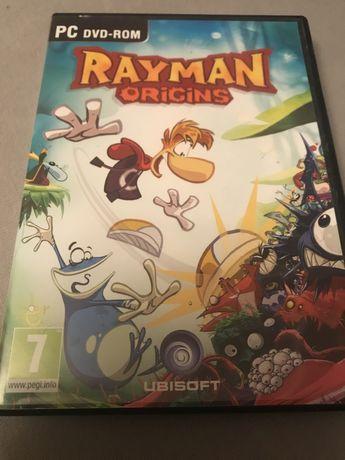 Rayman origins na pc