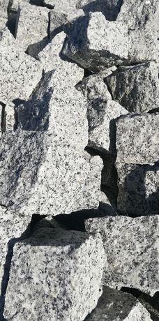 Kostka granitowa wszystkie rozmiary granit grysy bazalt kruszywa