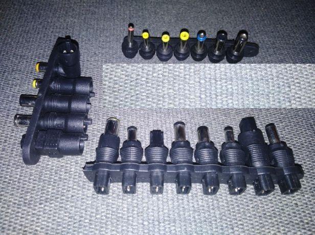 Pontas adaptadores carregador