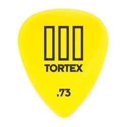 Dunlop 462R Tortex III kostka gitarowa 0,73mm