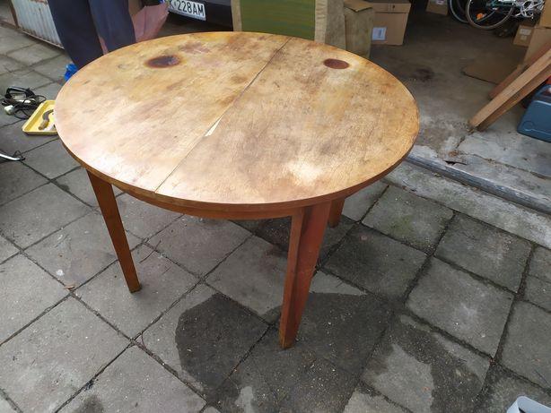 Stół stary drewniany