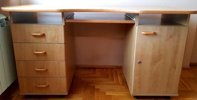 Bardzo solidne biurko