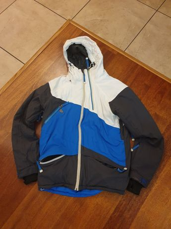 Młodzieżowa kurtka zimowa narciarska FOB rozmiar S