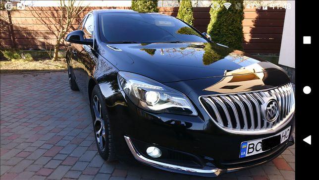 Opel Insignia / Buick Regal Sport Touring
