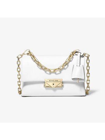 Белая сумочка кроссбоди Michael Kors Cece, Майкл Корс, оригинал