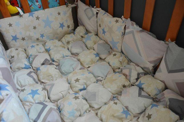 Комплект детское постельное белье в кроватку