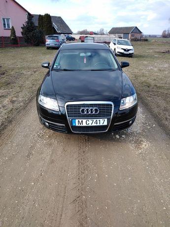 Audi A6 godne uwagi sprowadzone z Niemiec