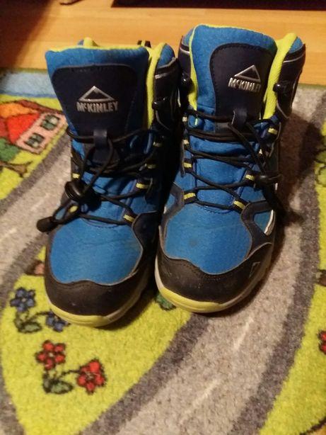 Buty dla chłopca 35