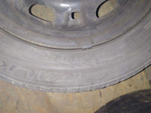 """Felgi stalowe 14"""" VW Polo"""