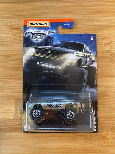 Matchbox Ford Mustang [Mustang Series 2020]