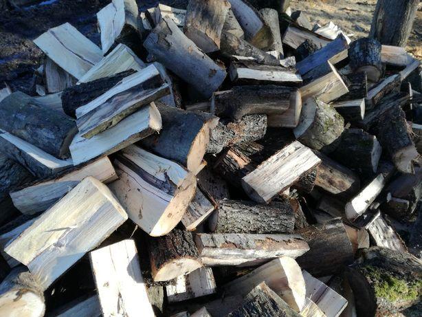 Sezonowane super drewno kominkowe opałowe