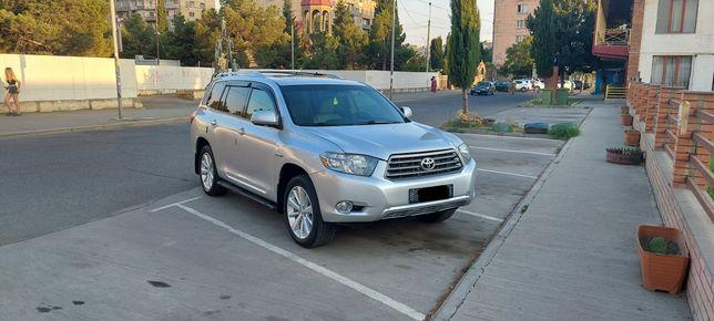 Продам Toyota Highlander Limited hybrid 2008г.  Тойота  гибрид 2008г.