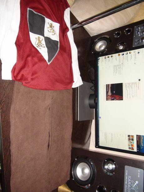 школьный костюм рыцаря