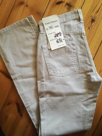 Spodnie jeans Levi's Levi Strauss oryginalne długie