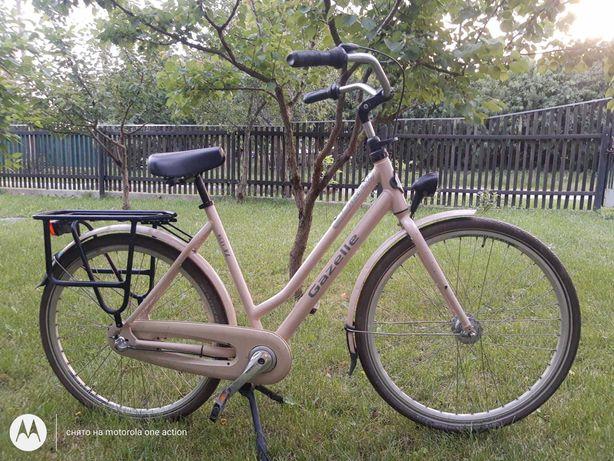 Велосипед жіночий з Європи Gazelle на Nexus 3