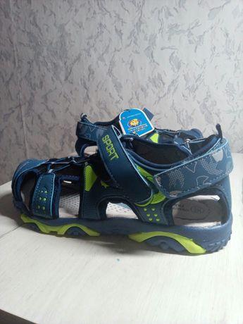 Босоножки для подростка обувь для мальчиков детская