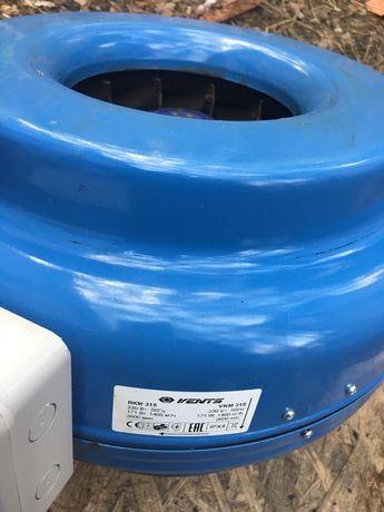 Продам канальный вентилятор VENTS вкм 250,315 и вкмц 315