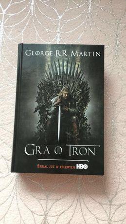 Nowa książka Gra o Tron