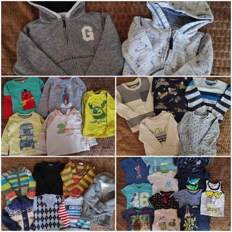 Кофта, свитшот, футболка, реглан, гольф на мальчика 9мес.-3 года