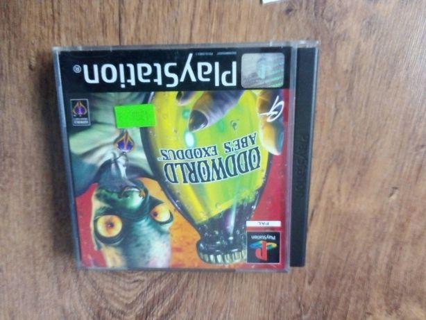 Oddworld Abe's Exodus Playstation 1 PSX gra org 2CD Promocja do 20.05