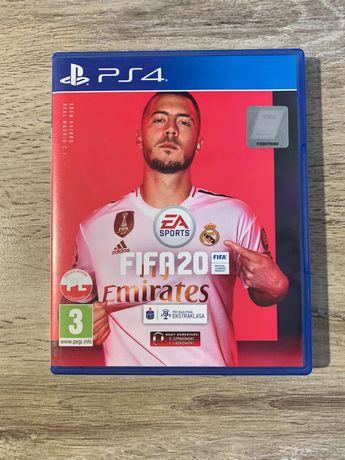 FIFA 20 PS4 stan bardzo dobry