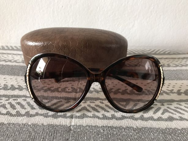 Okulary przeciwsłoneczne damskie Stradivarius + etui