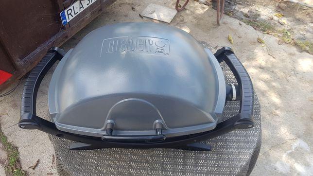 grill weber elektryczny