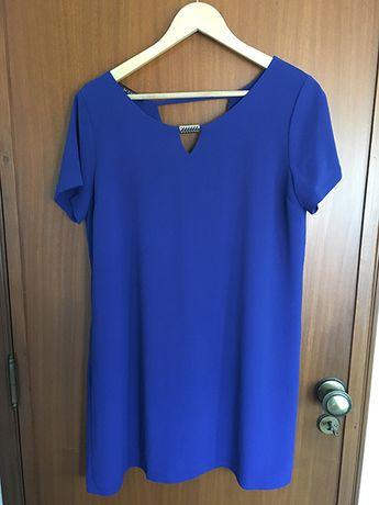SCUSI Vestido azul L
