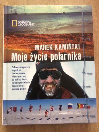 """Marek Kamiński """"Moje życie polarnika"""" National Gegraphic"""